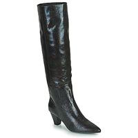 kengät Naiset Saappaat Vanessa Wu  Black