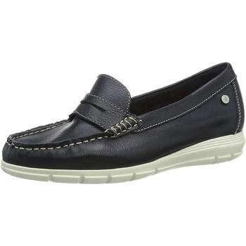 kengät Naiset Mokkasiinit Hush puppies  Navy