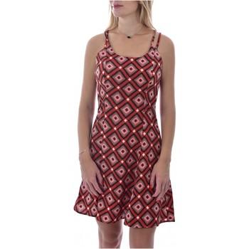 vaatteet Naiset Lyhyt mekko Molly Bracken R1422AE20 Oranssi