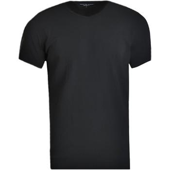 vaatteet Miehet Lyhythihainen t-paita Tommy Hilfiger V-Neck 3 Pack Tee 2S87903767-990