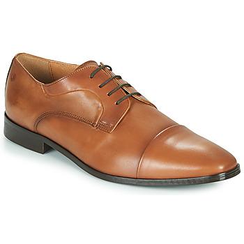 kengät Miehet Derby-kengät Carlington NOMINEM Kamelinruskea