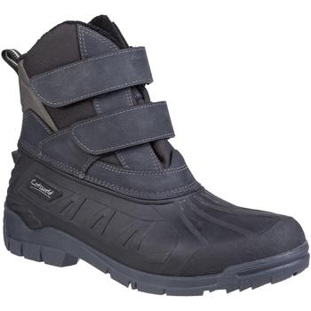 kengät Miehet Talvisaappaat Cotswold  Black