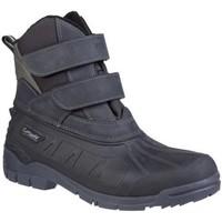 kengät Naiset Vaelluskengät Cotswold  Black