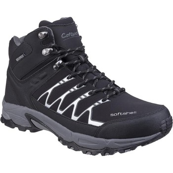 kengät Miehet Vaelluskengät Cotswold  Black/Grey