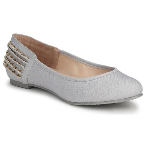 kengät Naiset Balleriinat Kat Maconie ROSA Grey