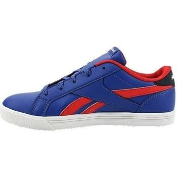kengät Lapset Matalavartiset tennarit Reebok Sport Royal Comp 2 Punainen,Vaaleansiniset