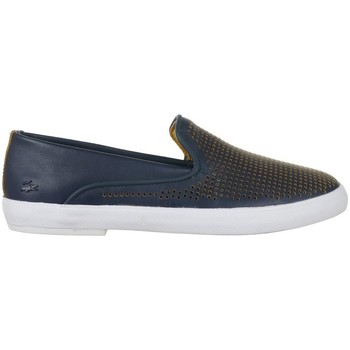 kengät Naiset Tennarit Lacoste Cherre 216 1 Caw Tummansininen