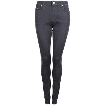 vaatteet Naiset Slim-farkut Gant  Sininen