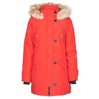 vaatteet Naiset Parkatakki Vero Moda VMEXPEDITION Red