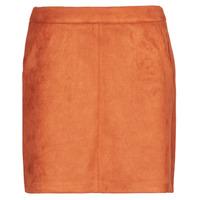 vaatteet Naiset Hame Vero Moda VMDONNADINA Oranssi
