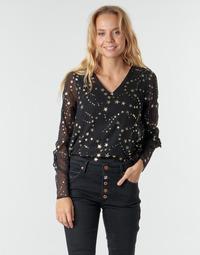vaatteet Naiset Topit / Puserot Vero Moda VMFEANA Musta