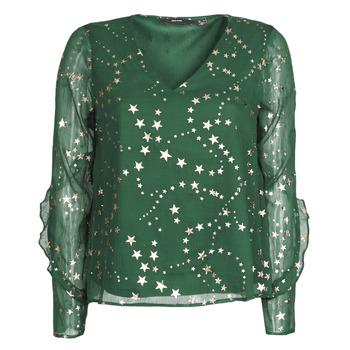 vaatteet Naiset Topit / Puserot Vero Moda VMFEANA Green