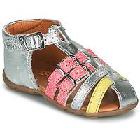 kengät Tytöt Sandaalit ja avokkaat GBB RIVIERA Hopea