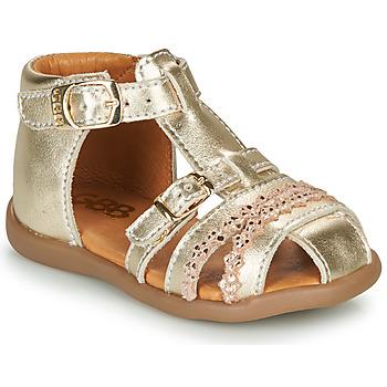 kengät Tytöt Sandaalit ja avokkaat GBB ALIDA Kulta