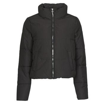 vaatteet Naiset Toppatakki Only ONLDOLLY Musta