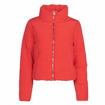 vaatteet Naiset Toppatakki Only ONLDOLLY Punainen