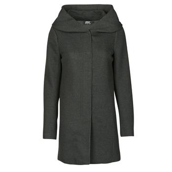 vaatteet Naiset Paksu takki Only ONLSEDONA LIGHT Kaki