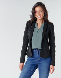 vaatteet Naiset Takit / Bleiserit Only ONLPOPTRASH BLAZER Black