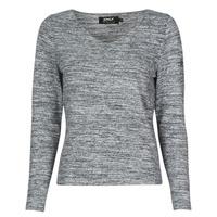 vaatteet Naiset Neulepusero Only ONLCLARI Grey