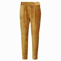 vaatteet Naiset Chino-housut / Porkkanahousut Only ONLPOPTRASH Kamelinruskea