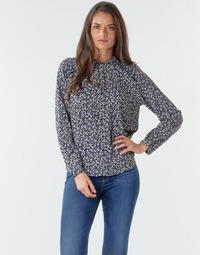 vaatteet Naiset Topit / Puserot Only ONLNEW MALLORY Laivastonsininen