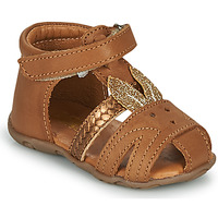 kengät Tytöt Sandaalit ja avokkaat GBB FADIA Ruskea