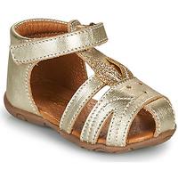 kengät Tytöt Sandaalit ja avokkaat GBB FADIA Kulta