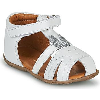 kengät Tytöt Sandaalit ja avokkaat GBB FADIA Valkoinen