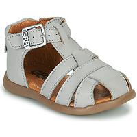 kengät Pojat Sandaalit ja avokkaat GBB FARIGOU Grey / Dpf / Cric