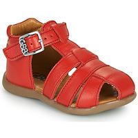 kengät Pojat Sandaalit ja avokkaat GBB FARIGOU Punainen