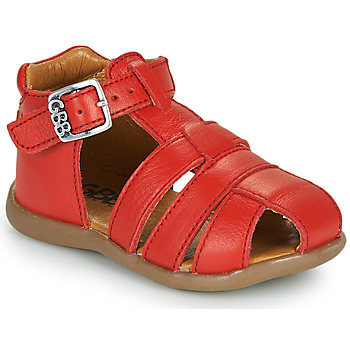 kengät Pojat Sandaalit ja avokkaat GBB FARIGOU Red / Dpf / Cric