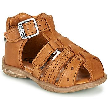 kengät Pojat Sandaalit ja avokkaat GBB ARIGO Ruskea