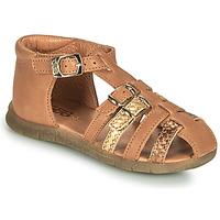 kengät Tytöt Sandaalit ja avokkaat GBB PERLE Ruskea