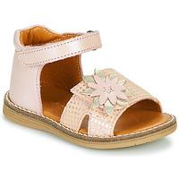 kengät Tytöt Sandaalit ja avokkaat GBB SATIA Pink