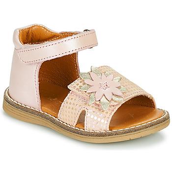 kengät Tytöt Sandaalit ja avokkaat GBB SATIA Vaaleanpunainen