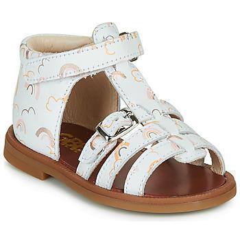 kengät Tytöt Sandaalit ja avokkaat GBB PHILIPPINE Valkoinen