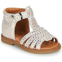 kengät Tytöt Sandaalit ja avokkaat GBB ATECA Vaaleanpunainen