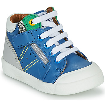 kengät Pojat Korkeavartiset tennarit GBB ANATOLE Sininen