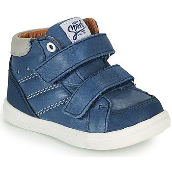 kengät Pojat Korkeavartiset tennarit GBB MORISO Sininen