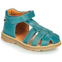 kengät Pojat Sandaalit ja avokkaat GBB MITRI Blue / Dpf