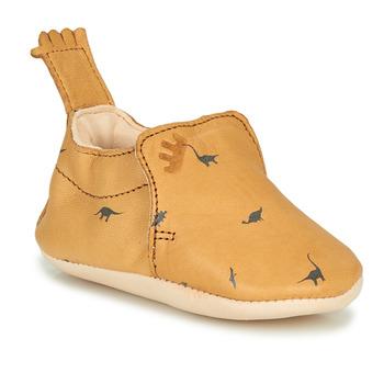 kengät Lapset Tossut Easy Peasy BLUMOO Konjakki