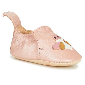 kengät Tytöt Tossut Easy Peasy BLUMOO ABEILLE Vaaleanpunainen