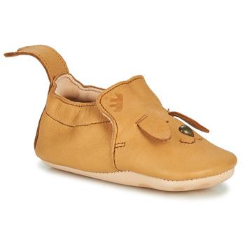 kengät Lapset Tossut Easy Peasy BLUMOO CHIEN Konjakki