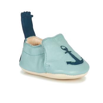kengät Lapset Tossut Easy Peasy BLUMOO ANCRE Sininen