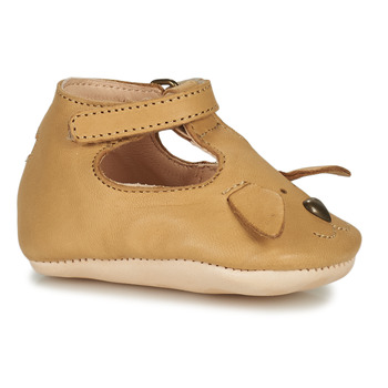 kengät Lapset Tossut Easy Peasy LOULOU CHIEN Ruskea