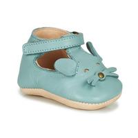 kengät Lapset Tossut Easy Peasy LOULOU MOUSE Sininen