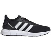 kengät Miehet Juoksukengät / Trail-kengät adidas Originals Swift Run Mustat