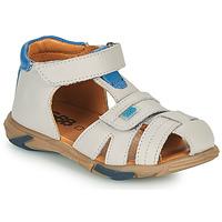 kengät Pojat Sandaalit ja avokkaat GBB NUVIO Harmaa