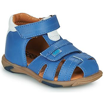 kengät Pojat Sandaalit ja avokkaat GBB NUVIO Sininen
