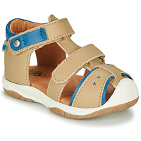 kengät Pojat Sandaalit ja avokkaat GBB EUZAK Beige